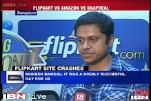 Flipkart Big Billion Day sale a disaster? Myntra's Mukesh Bansal disagrees