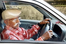 100-year-old and healthy Michael D Souza drives a car for living in Mangalore