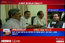 Will give befitting reply at right time: BJP on forming government in Delhi