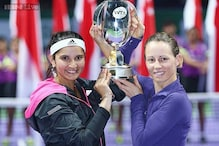Sania Mirza-Cara Black win doubles title at WTA Finals