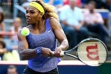 Serena Williams beats Eugenie Bouchard at WTA Finals