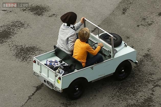 10 Amazing Homemade Cars From Around The World Photogallery
