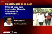 2G scam: Manmohan Singh should have stepped down, apologised, says Chidambaram