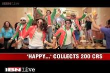 e Lounge: Shah Rukh Khan starrer 'Happy New Year' crosses the 200 crore mark