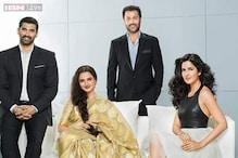 Snapshot: Rekha looks regal in the first look of Abhishek Kapoor's 'Fitoor'