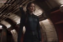 Watch: The new trailer for 'The Hunger Games: Mockingjay- Part 1'