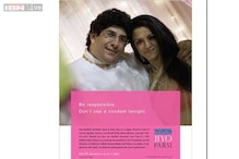 'Be responsible, don't use a condom tonight': Jiyo Parsi's unique ad campaign encourages Parsis to marry within the community and multiply