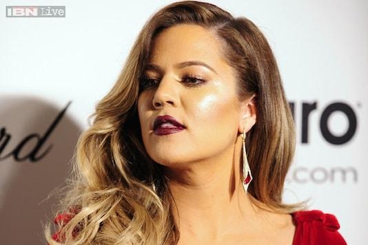 Khloe Kardashian sports new Thanksgiving hairstyle