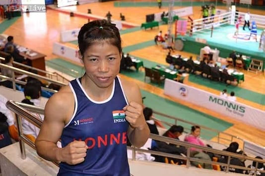 Main aim is to qualify for 2016 Rio Olympics, says Mary Kom