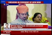 From Army and shooting ranges, Rajyavardhan Singh Rathore now joins government