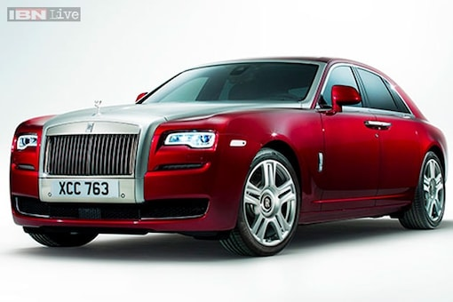 Rolls-Royce Ghost Series II facelift launched in India at Rs 4.5 crore