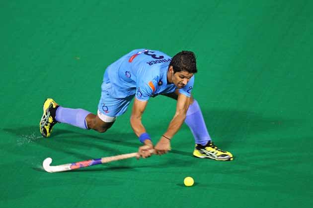 Indian Hockey Player Rupinder Pal Singh Achieves 100 International