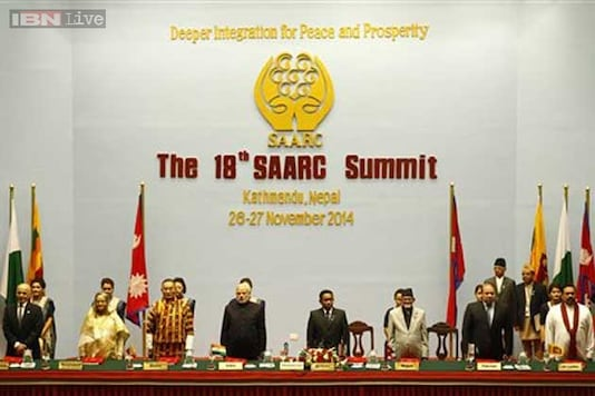 India-Pakistan friction threatens to scupper efforts by SAARC leaders to boost trade ties