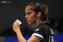 Saina, Srikanth in semis, Kashyap exits in China Open