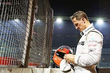 Michael Schumacher making progress but faces long recovery