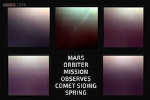 ISRO releases picture of Comet Siding Spring taken by Mars Orbiter