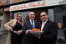 Anything for curry: Woman gets a tattoo of Glasgow's famous Indian restaurant's logo, wins curry-loving dad free meals for a year!
