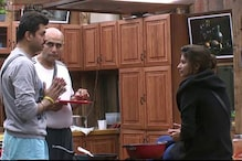 'Bigg Boss 8', Day 88: Ali Quli Mirza and Upen Patel get in a fight. Yet again