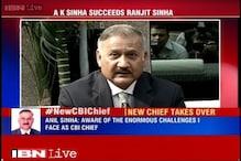 Anil Kumar Sinha takes over as the new CBI Director, succeeds Ranjit Sinha