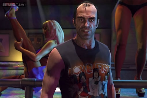 Retailer stops selling 'GTA V' following allegations that the game encourages players to murder women