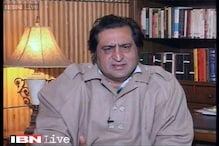 Newsmaker of the Day: Sajjad Lone