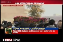 Pakistan still grapples with the aftermath of Peshawar attack
