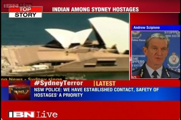 Sydney crisis: Safety of hostages is our priority, says NSW police