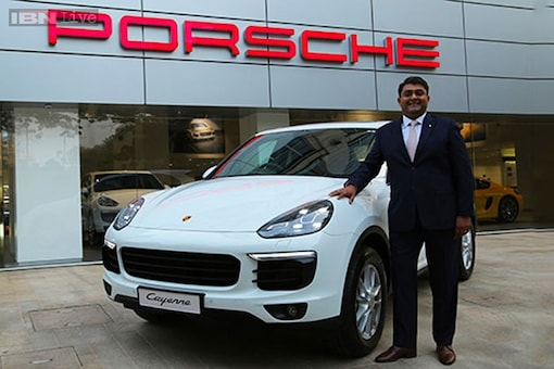The new Porsche Cayenne launched in India at Rs 1.02 crore onwards