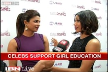 Priyanka Chopra, Freida Pinto supports campaign to promote girls' education