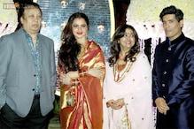 Vidya Balan, Priyanka Chopra, Karisma Kapoor: Bollywood stars attend Manish Malhotra's niece's wedding reception