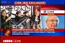 Pakistan's attack against terrorists will only intensify: Sartaj Aziz