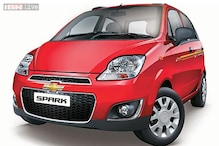 Chevrolet Spark, Sail, Beat, Cruze to become costlier by up to Rs 20,000 from January 2015
