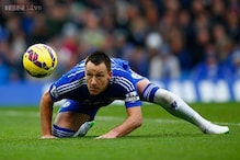 John Terry's all gold for Chelsea and Mourinho