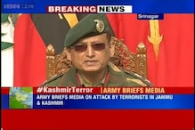 J&K attack: Terrorists belonged to LeT, trained to carry special operations, says Lt Gen Subrata Saha