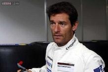 Watch: Mark Webber survives horror crash in Brazil