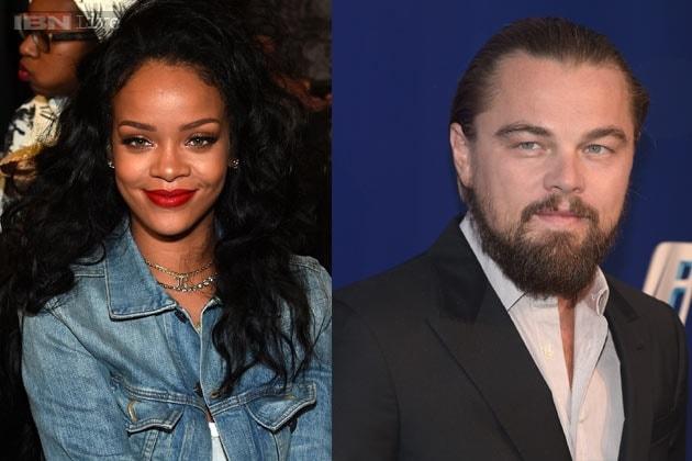 Rihanna dating leonardo