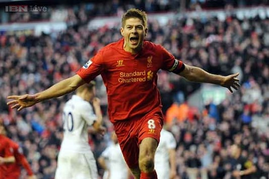 Steven Gerrard to leave Liverpool at the end of 2014-15 season