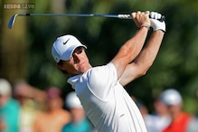 Rory McIlroy in a class of his own in the desert