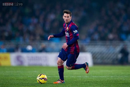 Lionel Messi fuels Barcelona exit talks by pressing 'Follow Chelsea' button on Instagram