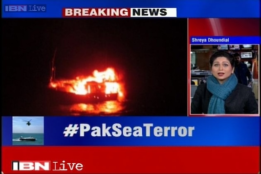 Indian Navy denies not reacting to NTRO reports, says they responded to the situation as per SOP