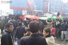Dancing, gunfire as Afghanistan celebrates World Cup win