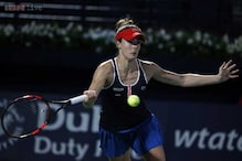 Alize Cornet outlasts Kirsten Flipkens to reach 2nd round in Dubai Championships