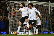 Daley Blind rescues point for Manchester United against West Ham