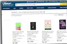 Amazon, Flipkart selling books on sex determination