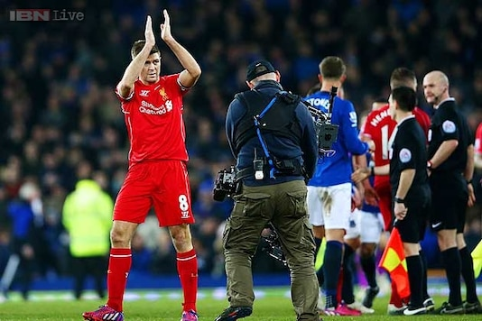 EPL: Liverpool, Everton play out goalless Merseyside derby
