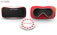 Google, Mattel partner to launch the 75-year-old View-Master as a virtual reality headset; to be priced at $30