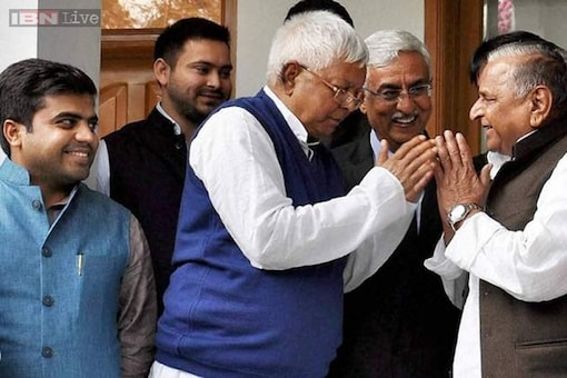 Chilled rabri, kulfi to be served at Lalu's daughter and Mulayam's grand nephew's pre-wedding ceremony