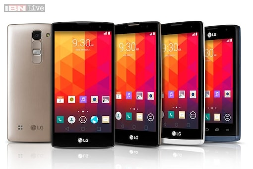 LG to unveil four new Android 5.0 Lollipop mid-range smartphones at MWC 2015