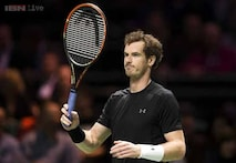 Andy Murray beaten by Gilles Simon in Rotterdam