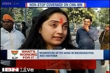 Delhi polls: Nupur Sharma confident of BJP win, urges all to vote